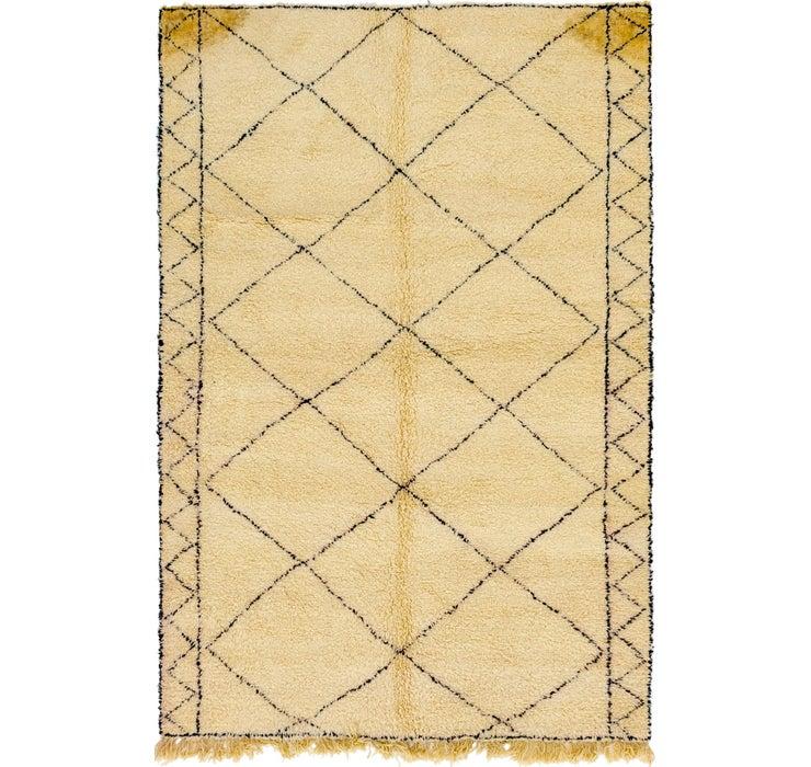 Image of 200cm x 310cm Moroccan Rug