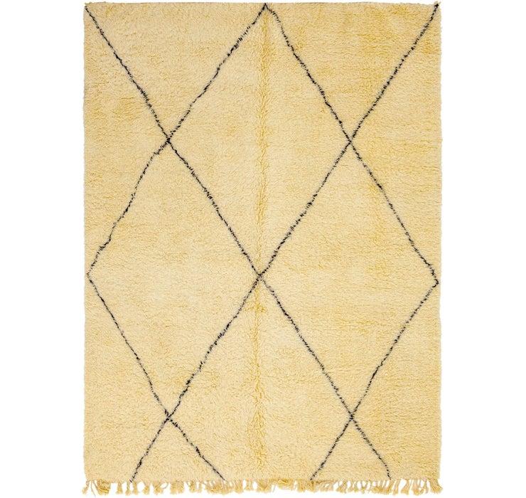 8' 5 x 11' 6 Moroccan Rug