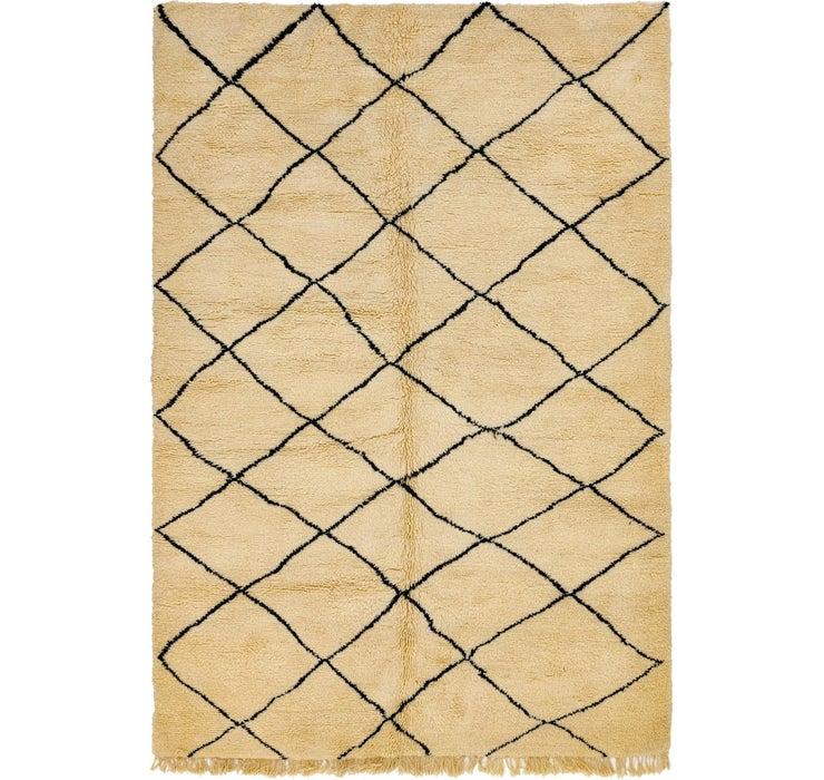 8' 1 x 12' 3 Moroccan Rug