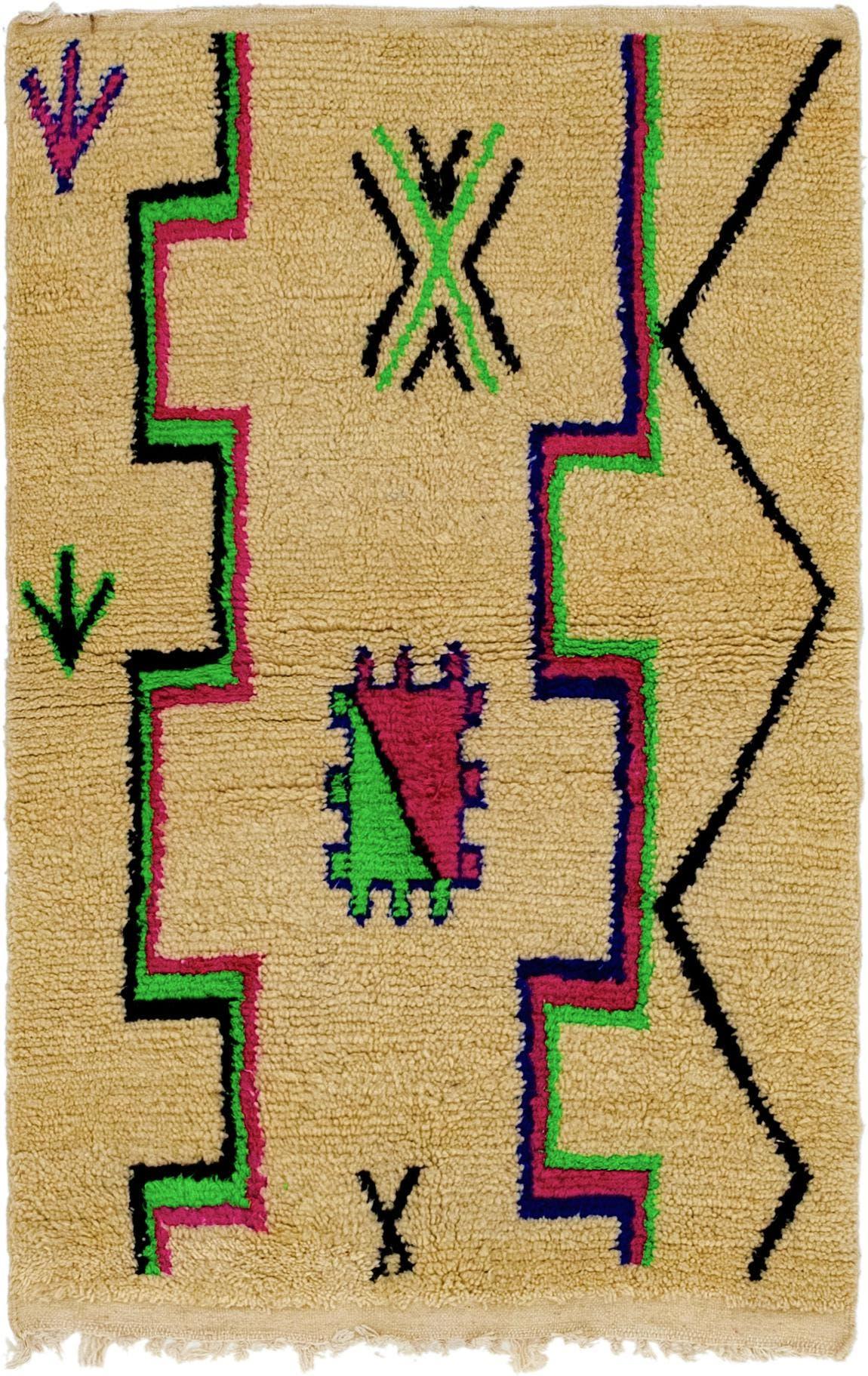 3' 3 x 5' 1 Moroccan Rug main image