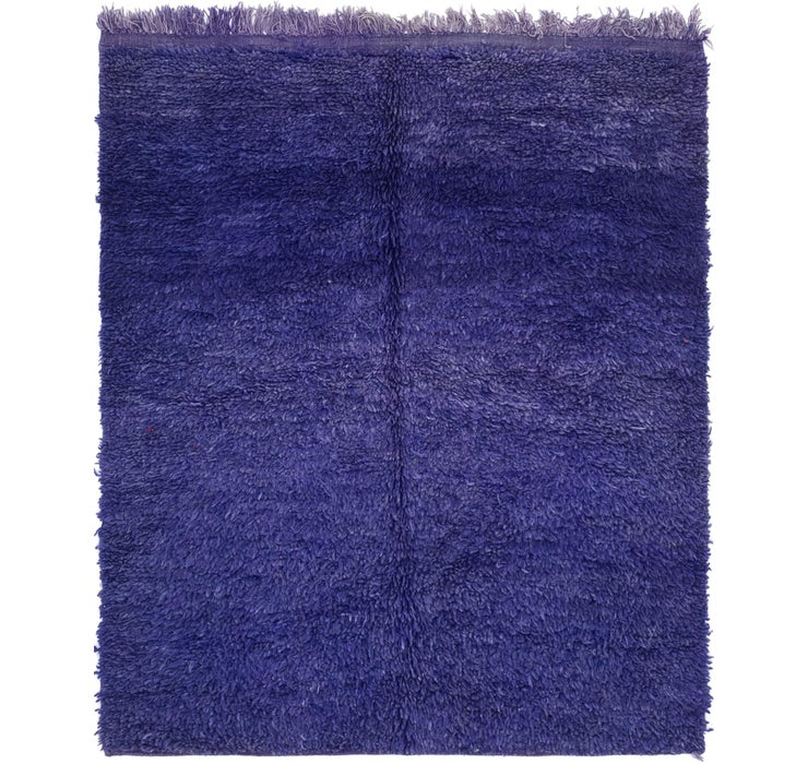 5' x 5' 10 Moroccan Rug