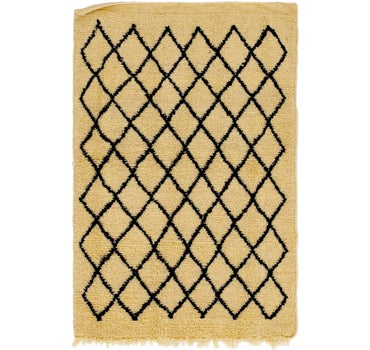 3' 1 x 4' 10 Moroccan Rug main image