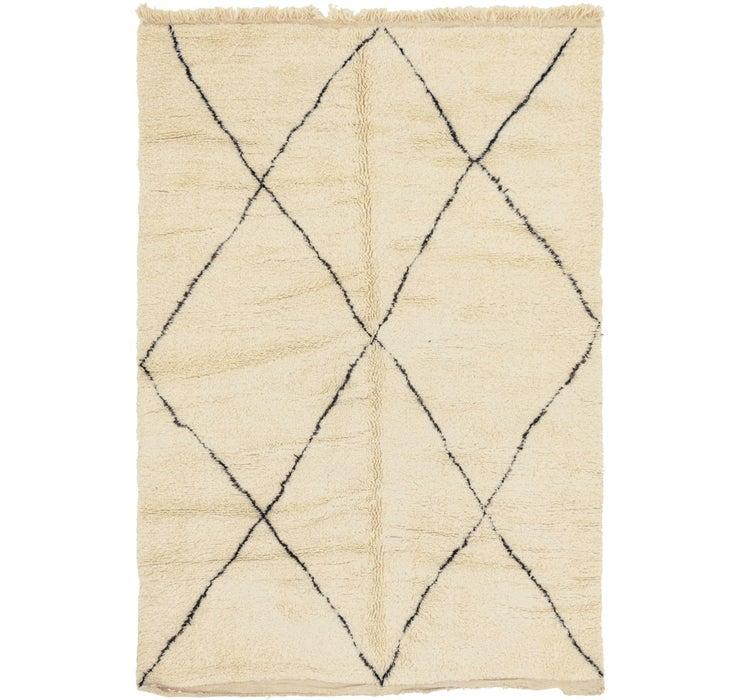 6' 3 x 9' 3 Moroccan Rug