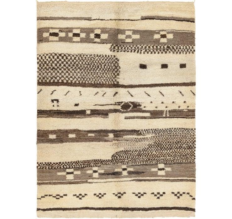 6' 2 x 8' 6 Moroccan Rug