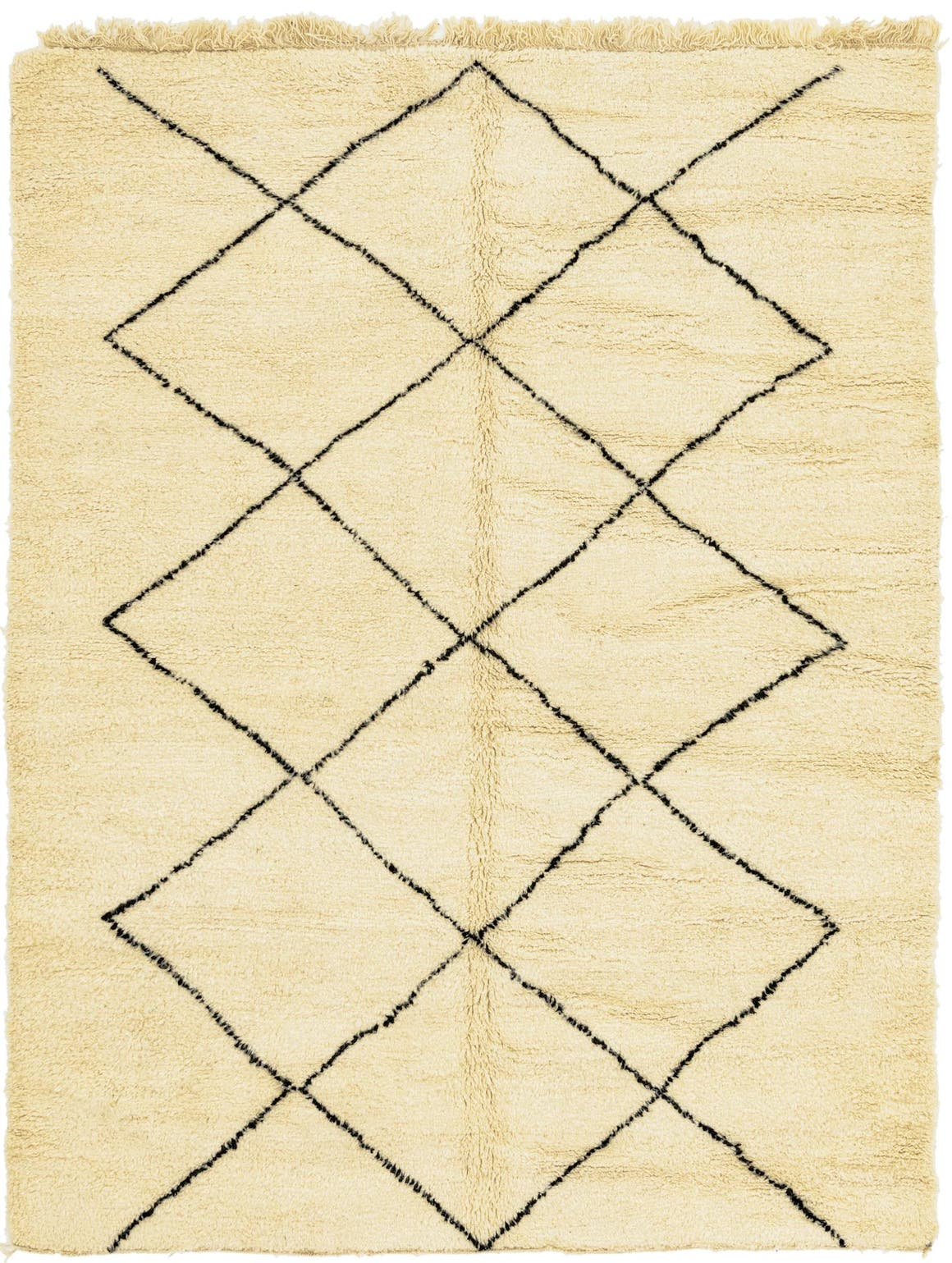 7' x 9' 5 Moroccan Rug main image