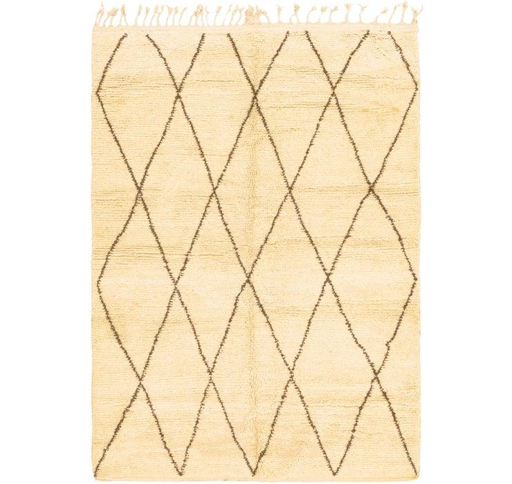 6' 7 x 9' 6 Moroccan Rug