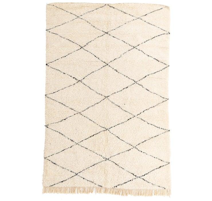 7' x 10' Moroccan Rug