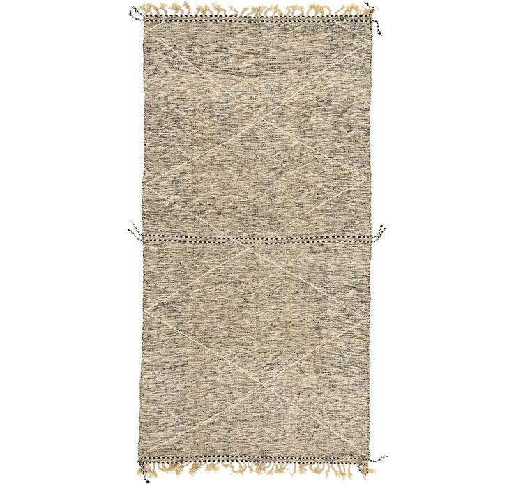 6' 8 x 12' 8 Moroccan Rug