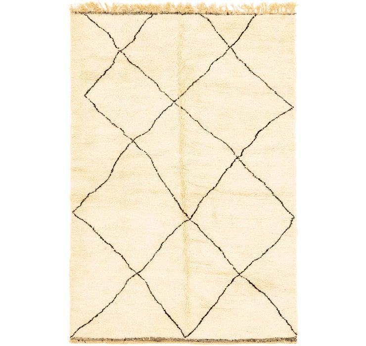 7' 9 x 12' Moroccan Rug