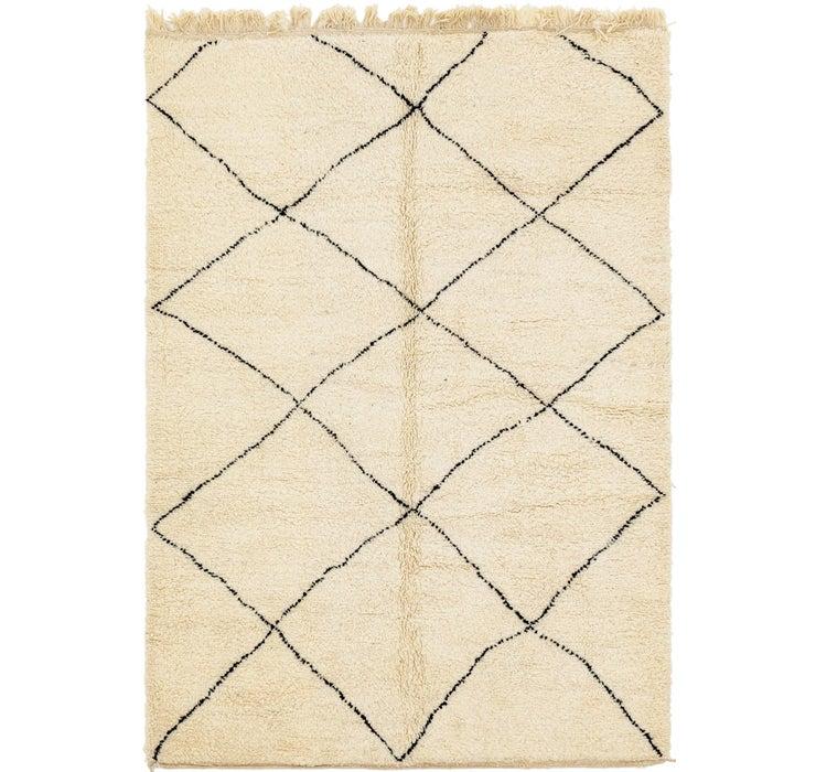 6' 9 x 9' 5 Moroccan Rug
