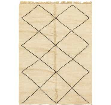 6' 6 x 9' 4 Moroccan Rug