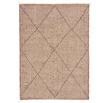 Image of 9' 3 x 12' 10 Moroccan Rug