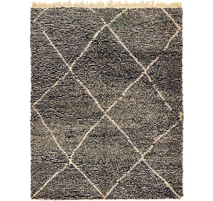 5' x 6' 9 Moroccan Rug