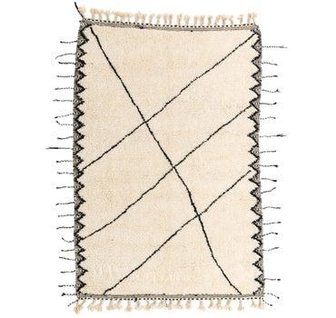 6' x 8' 10 Moroccan Rug