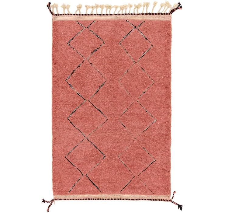5' 8 x 8' 6 Moroccan Rug