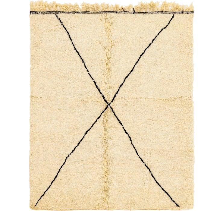 5' 4 x 6' 9 Moroccan Rug