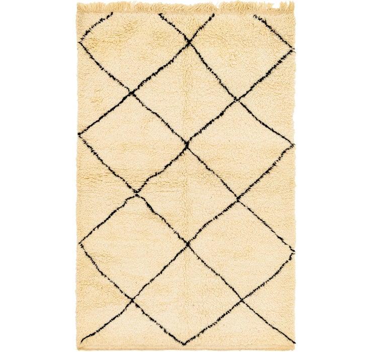 5' 2 x 8' 2 Moroccan Rug