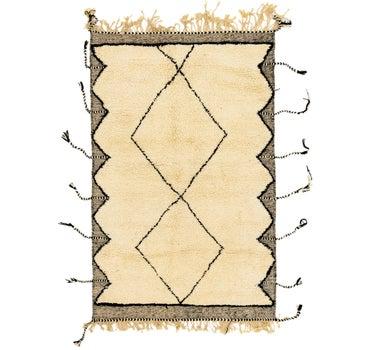5' 2 x 8' Moroccan Rug main image