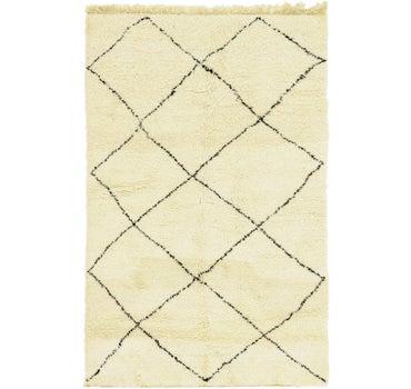 4' 10 x 7' 9 Moroccan Rug main image
