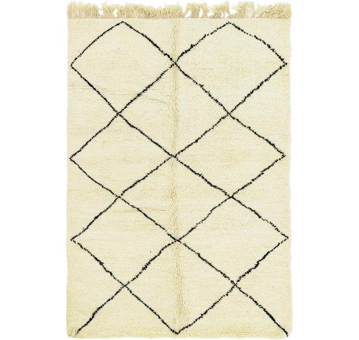 5' 3 x 7' 9 Moroccan Rug