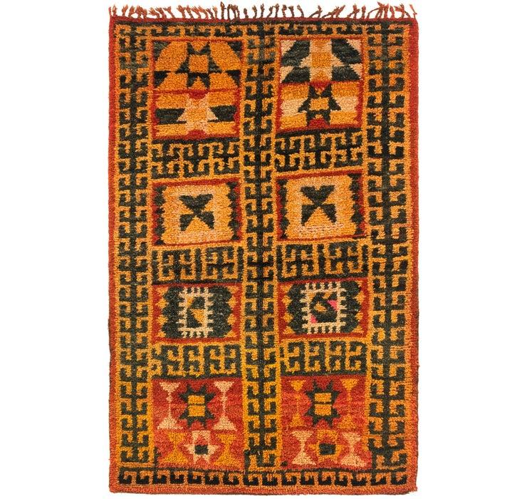 115cm x 185cm Moroccan Rug