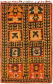 3' 9 x 6' 1 Moroccan Rug thumbnail