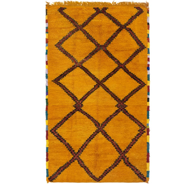 115cm x 190cm Moroccan Rug