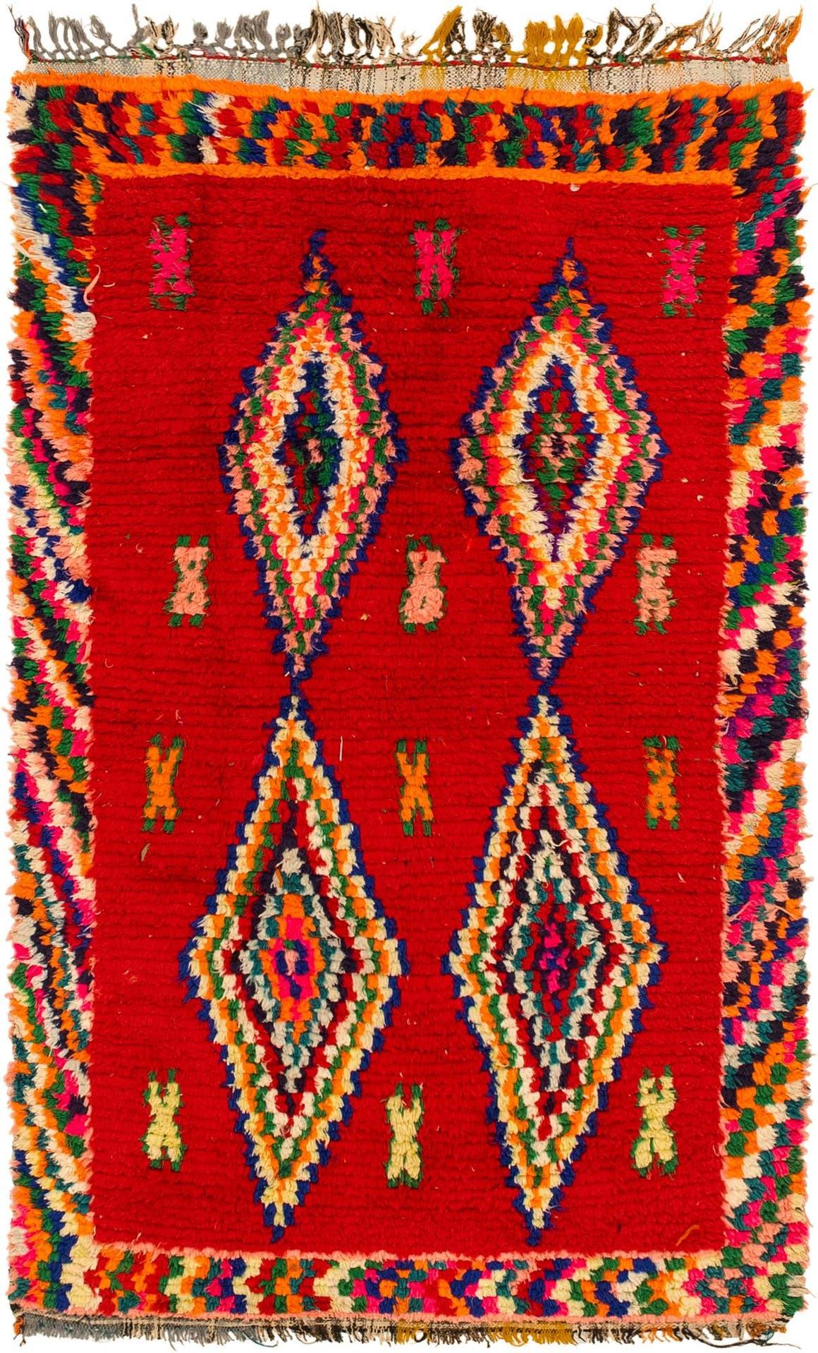 3' 10 x 6' Moroccan Rug main image