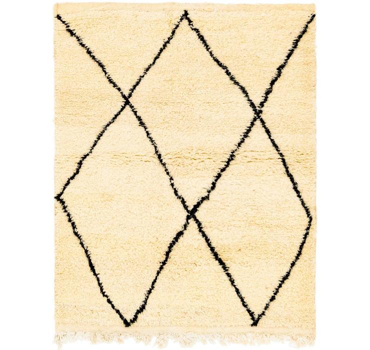 3' 7 x 4' 7 Moroccan Rug