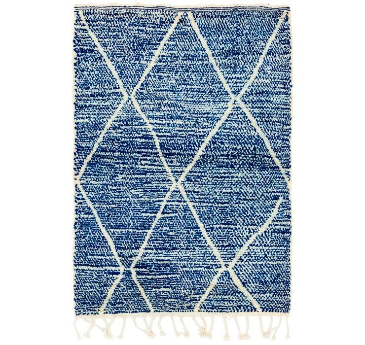 3' 6 x 5' 2 Moroccan Rug