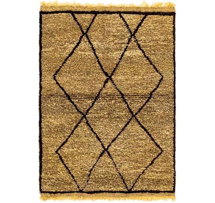3' 3 x 4' 8 Moroccan Rug