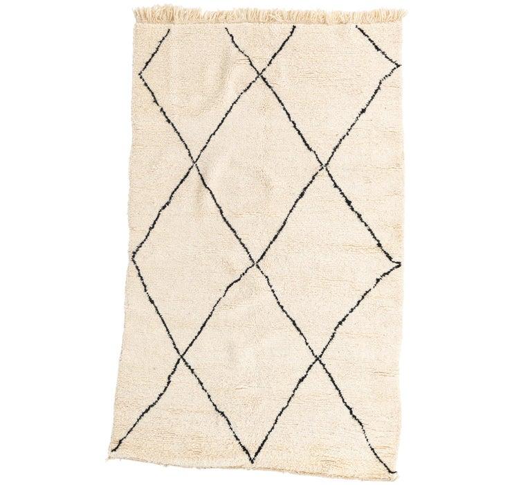 5' 1 x 8' 3 Moroccan Rug