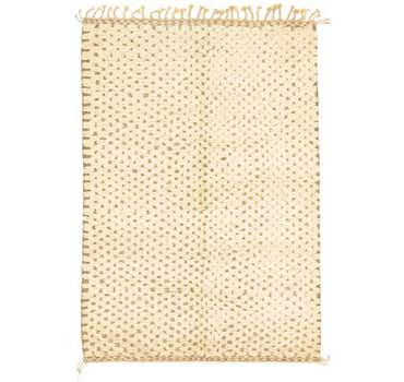 Image of  7' x 10' 3 Moroccan Rug