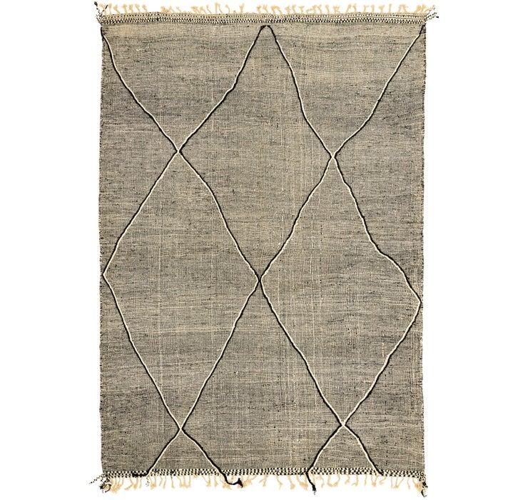 10' x 13' 7 Moroccan Rug