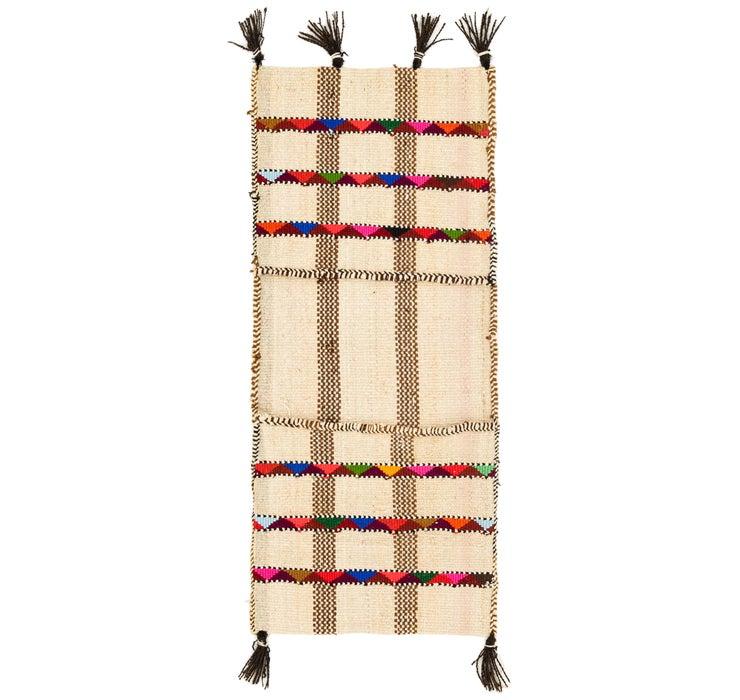1' 9 x 4' Saddle Bag Rug
