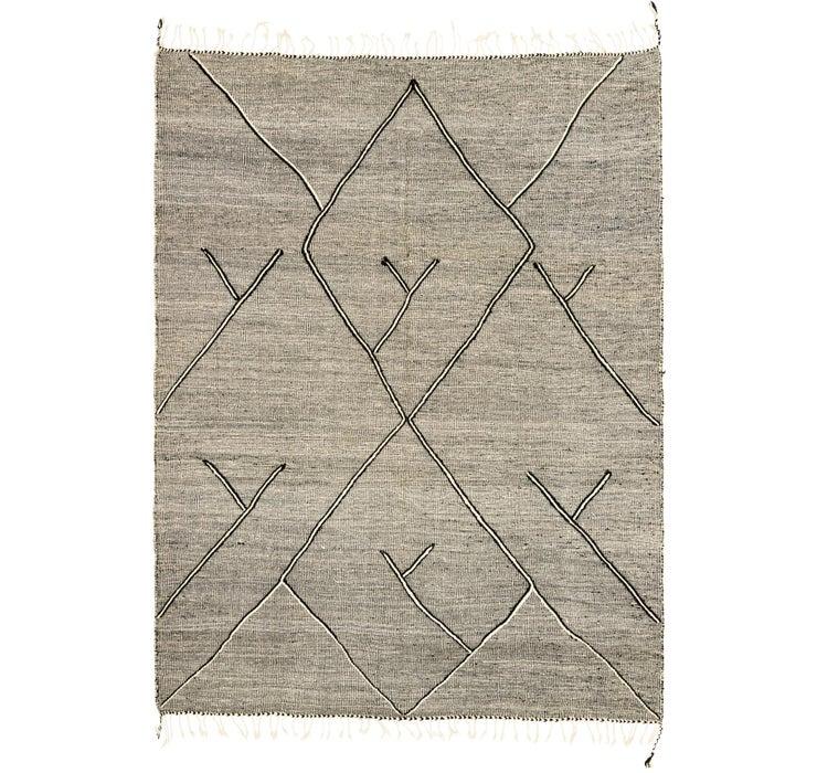 9' 7 x 13' 3 Moroccan Rug
