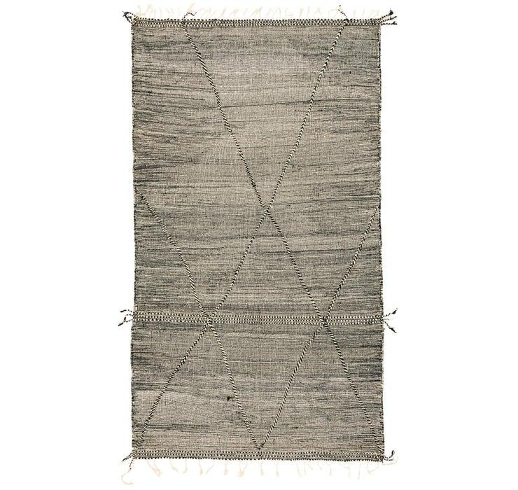 7' 1 x 12' 7 Moroccan Rug