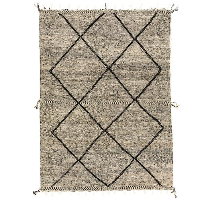 7' 11 x 11' 2 Moroccan Rug