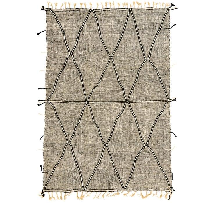 9' 2 x 13' 8 Moroccan Rug