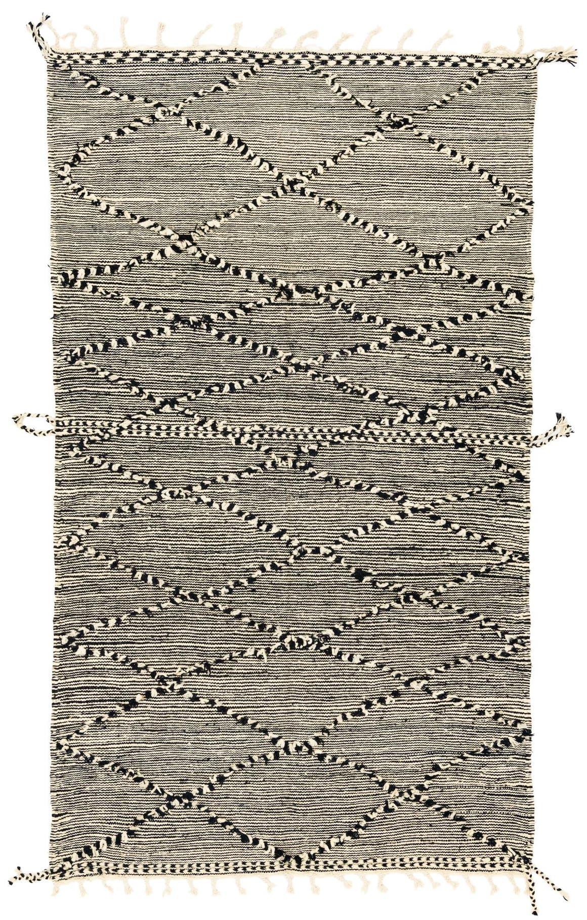 4' 10 x 8' 4 Moroccan Rug main image