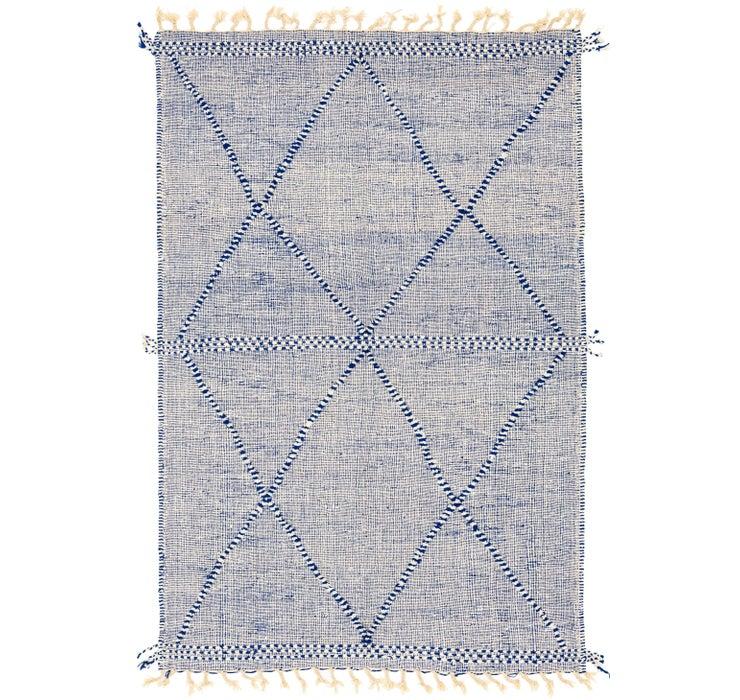 6' 6 x 10' 2 Moroccan Rug