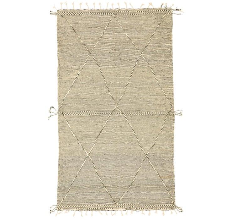 6' 2 x 10' 7 Moroccan Rug