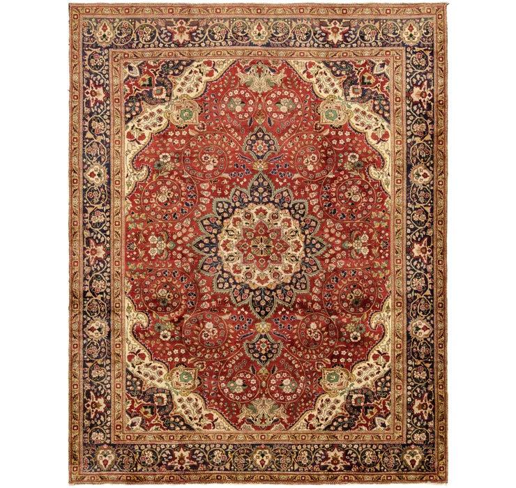 310cm x 405cm Tabriz Persian Rug