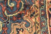 7' 5 x 10' 10 Sarough Persian Rug thumbnail