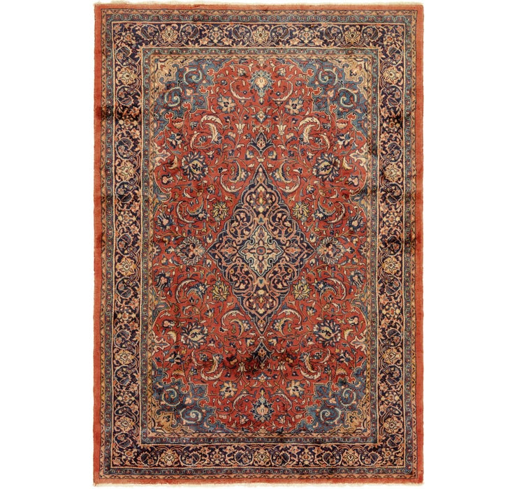 225cm x 330cm Sarough Persian Rug