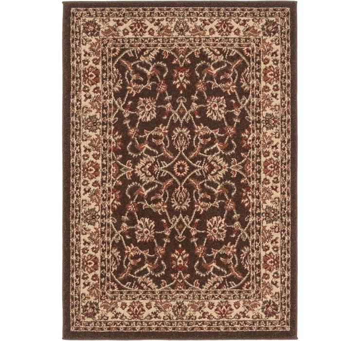 3' 3 x 4' 9 Kashan Design Rug
