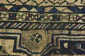 3' 7 x 11' 4 Shiraz Persian Runner Rug thumbnail