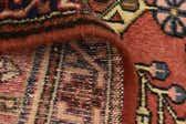 3' 7 x 4' 8 Roodbar Persian Square Rug thumbnail