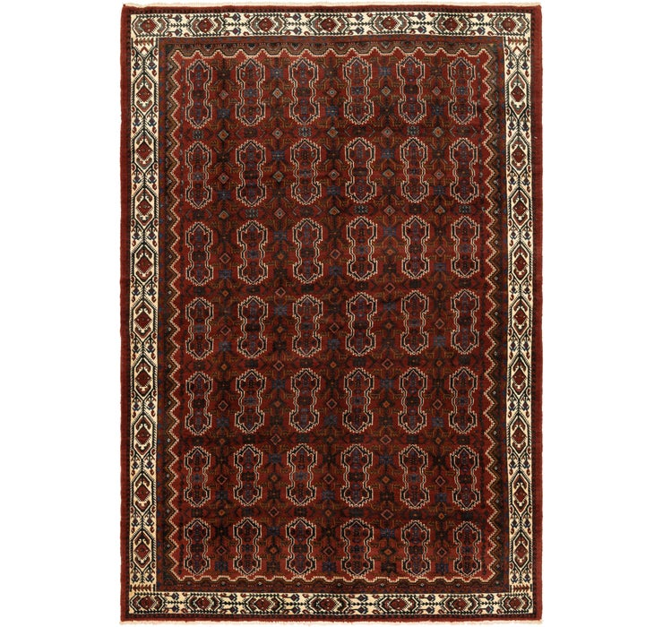 7' 8 x 12' Bakhtiar Persian Rug