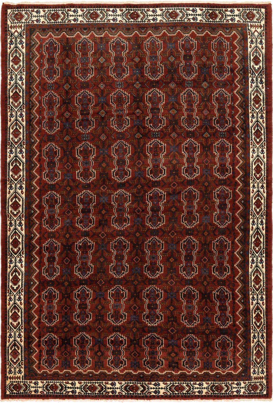 7' 8 x 12' Bakhtiar Persian Rug main image
